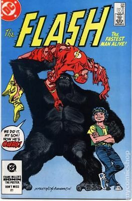 Flash (1st Series DC) #330 1984 FN Stock Image
