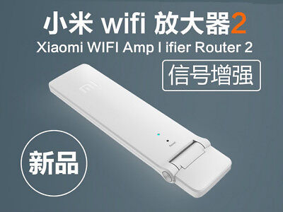 XiaoMi MI 300M Smart Home USB WIFI Repeater 2 Amplifier Extender Signal Booster