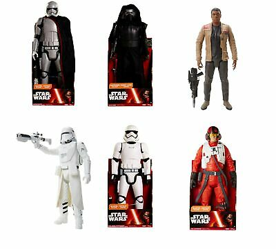 Star Wars Episode VII Giant Size Actionfiguren Wave 1: verschiedene (50 cm)