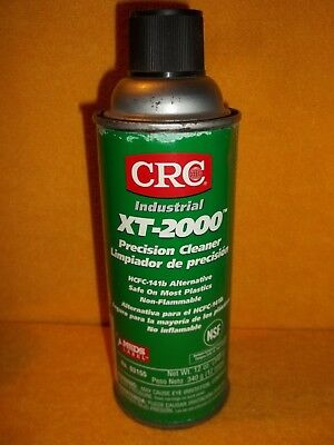 CRC Industrial XT-2000 Precision Cleaner 12oz Net Wt. Aerosol No.03155
