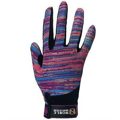 Noble Outfitters Perfect Fit Cool Mesh Glove - Coral Space Dye - 8