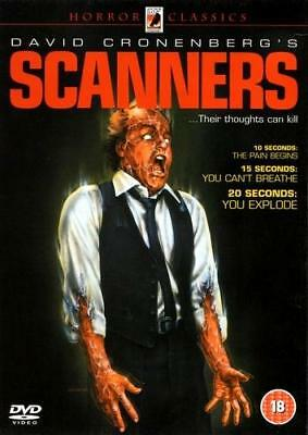 Scanners (DVD / David Cronenberg 1981)