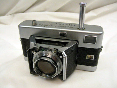 VOIGTLANDER VITESSA (125) c1952 , 35mm CAMERA