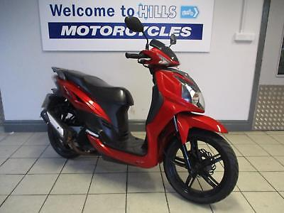 Sym Symphony Sr 125 Scooter Trade Sale Few Marks Hpi Clear 66 Plate