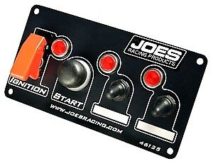 JOES Racing-Switch Panel Ignition Start-46125