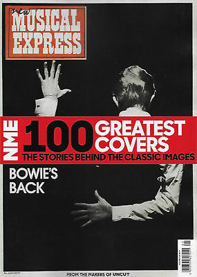 Nme 100 Greatest Covers Magazine (The Stories Behind The Classic Album Covers)