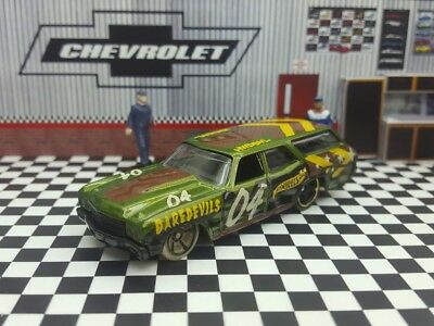'18 Hot Wheels 1970 Chevrolet Chevelle Ss Wagon Loose 1:64 Scale