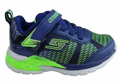 New Skechers Infant Boys S Lights Erupters Ii Lava Waves Light Up Sneakers