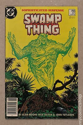 Swamp Thing (2nd Series) #37 1985 FN- 5.5