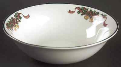 Johnson Brothers VICTORIAN CHRISTMAS (MADE IN CHINA) Soup Cereal Bowl 5928346