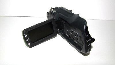 Genuine JVC GY-HM100U Complete LCD Screen with lateral Body Panel Part