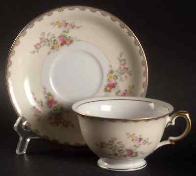 Meito SUFFOLK Cup & Saucer 348719