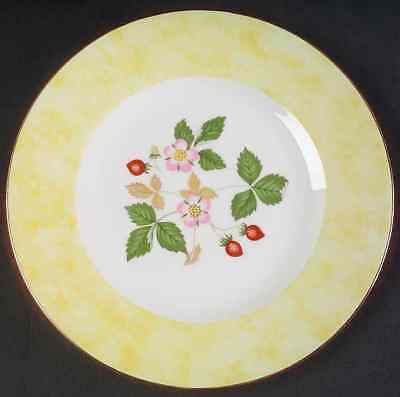 Wedgwood WILD STRAWBERRY (BONE) Accent Salad Plate 4693751