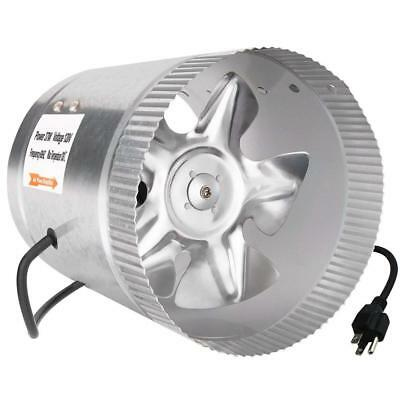 iPower 6 Inch 240 CFM Booster Fan Inline Duct Vent Blower for HVAC Exhaust...