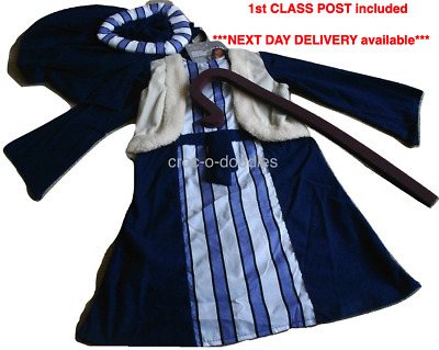 CHRISTMAS Nativity Play JOSEPH SHEPHERD INN KEEPER  Fancy Dress Outfit Costume