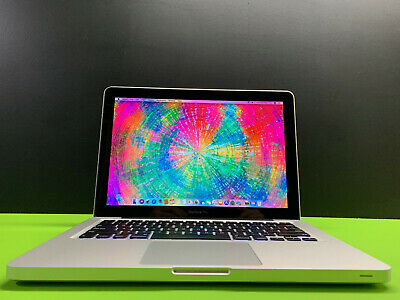 | Apple Macbook Pro 13 | Intel | 8Gb Ram | 1Tb Drive | Pre-Retina | Warranty |