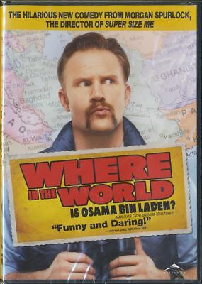 Where in the World is Osama Bin Laden? (DVD, 2008, Canadian) BRAND NEW