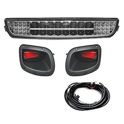 Ezgo Txt Carrello da Golf 1996-2013 | GTW Luce Led Bar Kit con / Fari Posteriori