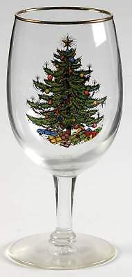 Cuthbertson CHRISTMAS TREE 8 Oz Wine S4060875G2