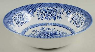 Wood & Sons KEW BLUE Cereal Bowl 3753616