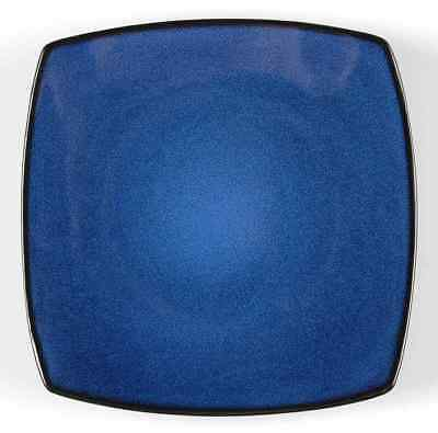 Gibson Designs SOHO LOUNGE-BLUE Salad Plate 7681300
