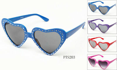 Heart Halloween Costume Frame Perfect for Cosplay Oversized Party Sunglasses