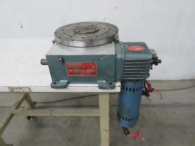 Camco Indexing Table w/ Motor & Gear Box 12 Pos 12 In T113750