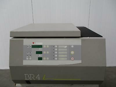 Jouan BR4I Multi Function Centrifuge Refrigerated 14,000 RPM