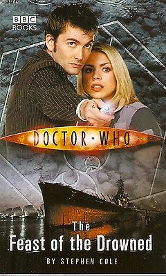 + DOCTOR WHO Paperback The Feast of the Drowned (David Tennant as Doctor) engl