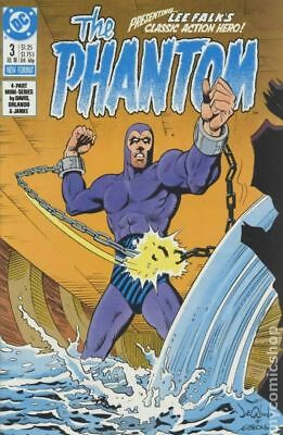 Phantom (DC 1st Series) #3 1988 VF Stock Image