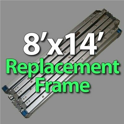 DA-LITE 39328 - FAST-FOLD DELUXE 8'x14' REPLACEMENT FRAME - AUTHORIZED RESELLER