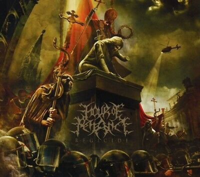 Hour Of Penance - Regicide CD Metal Blad NEW