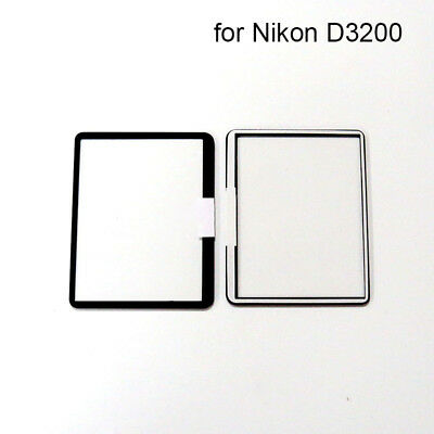 Hard Glass LCD Screen Protector Guard For Nikon D3200 Digital Camera Parts