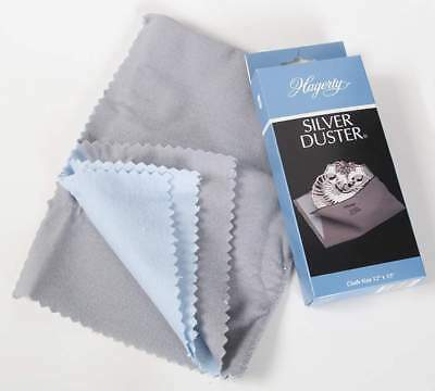 Hagerty CHINA & FLATWARE CARE Silver Duster Cloth 10930207