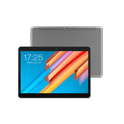 """10.1"""" 4GB+64GB Android 8.0 Tablet PC Deca Core 2.3GHz HD WiFi Dual Cam SIM 4G EB"""
