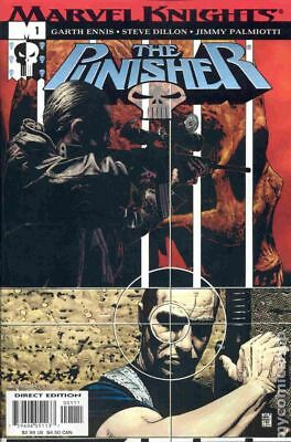 Punisher (6th Series) #1 2001 FN Stock Image