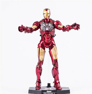 HC TOY Avengers Iron Man MK4 1/6 Sacle Action Figure Collectible New
