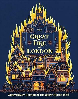 The Great Fire of London: Anniversary Edition of, Adams, Emma, New
