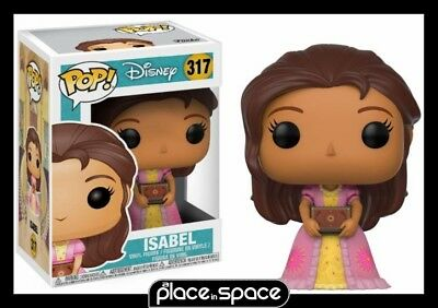 Elena de avalor-Isabel FUNKO POP DISNEY Vinyl Figure #317