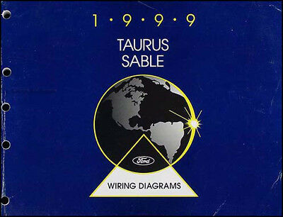 1999 taurus sable wiring diagram manual 99 ford mercury electrical  schematics