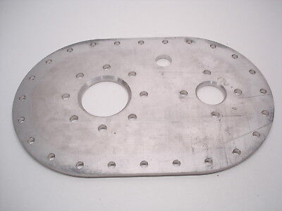 Nascar Atl / Fuel Safe Fuel Cell Top Build Your Own Blank Fill Neck Plate #509