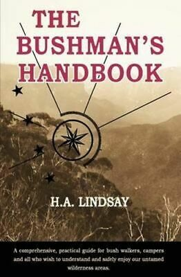 NEW The Bushman's Handbook By H a Lindsay Paperback Free Shipping