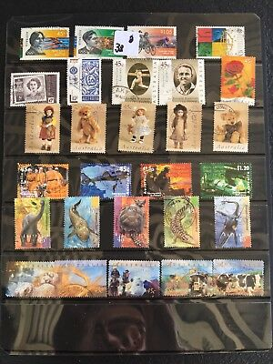 Australian Stamps x 28 very good condition