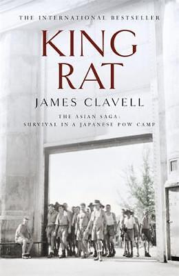 King Rat, James Clavell, New