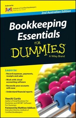 Bookkeeping Essentials For Dummies (Paperback), Veechi Curtis, 97...