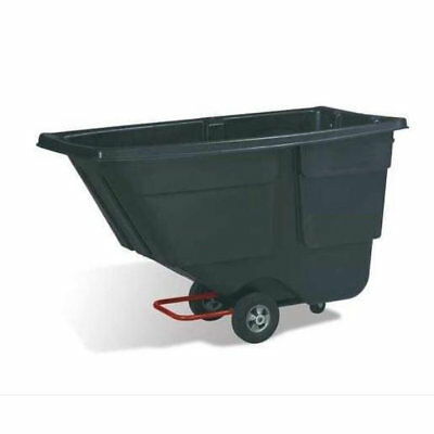 Rubbermaid FG9T1800 Tilt Truck 600 lb. Capacity in Black