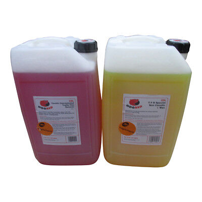 non caustic+ wax and caustic traffic film remover multi pack 2 x 25 litres
