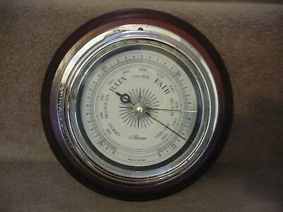 A Metamec Made In England Ships Bulk Head Style Barometer A Great Looking Piece