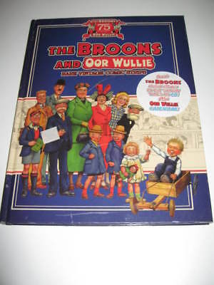 The Broons and Oor Wullie - Rare Vintage Comic Strips