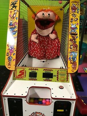 Big Bertha Arcade Redemption Game